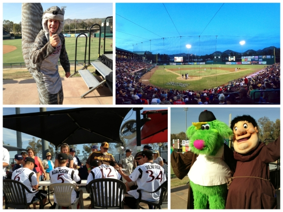 Fanatic Tailgate at Lake Elsinore Storm
