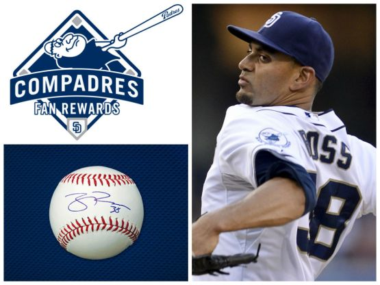 Tyson Ross Compadres Rewards